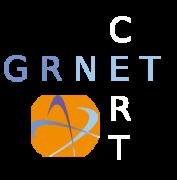 grnet-cert logo grayscale